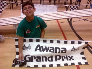 Louisa's Place at Awana Grand Prix
