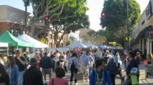 Farmers' Market on Higuera Street 6pm-9pm Thursdays
